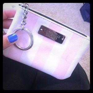 Victoria secret coin/card holder